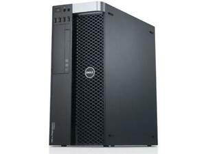 Dell Precision Tower 3600 - Power On (NVIDIA Quadro 4000 / No RAM or HDD)