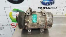 RENAULT MEGANE MK2 AC AIR CONDITIONING COMPRESSOR 7700866828B