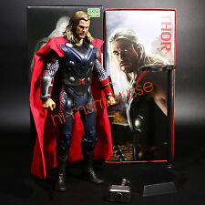 "Marvel Avengers Thor 1/6 12"" Action Figure Collection Crazy Toys Statue New"