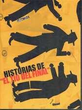 "Historias de ""El tío del final"". Guillem Cifré."