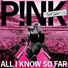 P!nk - All I Know So Far - Setlist [CD] Released On 21/05/2021
