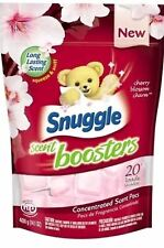 Snuggle Scent Boosters Cherry Blossom Charm Concentrated Pacs