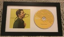CHARLIE PUTH HAND SIGNED NINE TRACK MIND CD SINGER VERY RARE AUTHENTIC HOT
