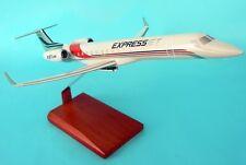 ExpressJet Airlines Embraer 145 Desk Display Jet Model Aircraft 1/72 AM Airplane