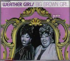 Weather Girls-Big Brown Girl cd maxi single