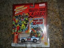 Johnny Lightning #4 Marvel Giant-Size X-Men 1969 Camaro SS 1/64 Diecast Cool Car