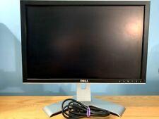 "DELL 20"" WIDESCREEN LCD FLAT PLANEL MONITOR ULTRASHARP 2007WFPB 1680 x 1050 60Hz"