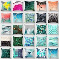 Bohemian & Moroccan Geometric Pillow Case Square Cushion Cover Home Sofa Decor