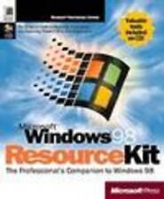 MICROSOFT WINDOWS 98 RESOURCE KIT: BETA RELEASE, MICROSOFT PRESS, MICROSOFT CORP