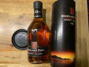 Highland Park Orkney Islands Single Malt Scotch Whisky 12 Years 40% vol, 700ml