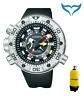 Citizen Promaster Marine Aqualand BN2021-03E 20bar Eco-Drive Go Deeper Edelstahl