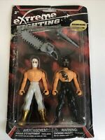 Extreme Fighting Action Playset Of 2 Figurines