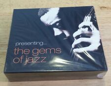 Presenting...The Gems of Jazz 3 CD Set (2004, Fast Forward Records) MINT