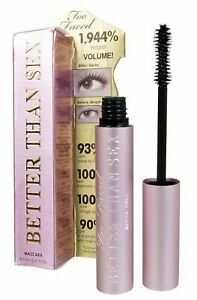 Makeup Mascara Black MAKEUP Cover Faced Full Size,Makeup  0.27 oz,USA