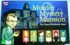 MURDER MYSTERY MANSION Game, 2008, University Games, Near Mint