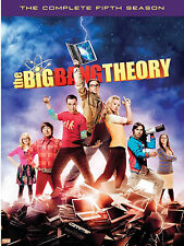 The Big Bang Theory Saison 5  NEUF