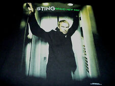 Sting 1999 Vintage Tour Shirt ( Used Size Xl ) Nice Condition!