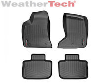 WeatherTech Floor Mats FloorLiner - Dodge Charger with AWD - 2011-2016 - Black