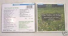 Chandos CD The Valley Of Song Rossendale Male Voice Ch+