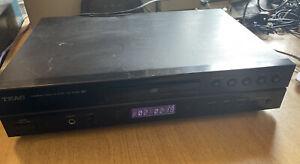 TEAC CD-P1260 CD Player - Black - Seperate