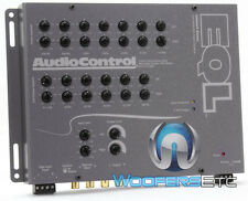 GREY EQL  AUDIO CONTROL EQUALIZER 13-BAND LINE DRIVER EQ BAND AUDIOCONTROL NEW