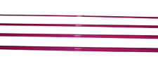 Bright Pink 9ft, 5wt, 4pc Im8 Graphite Fly Rod Blank Medium Fast Action