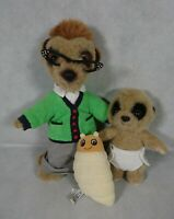 Compare The Meerkat Soft Toy Bundle Official Product Of Meerkovo Oleg Maiya Grub