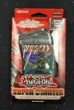 Yu-Gi-Oh TCG Super Starter Space-Time Showdown Yugioh (1st ed NEW SEALED)