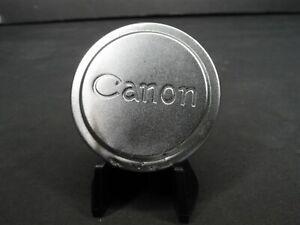 Canon Metal Front Camera Lens Cap For Serenar Rangefinder w/ 34mm Filter Ring #4