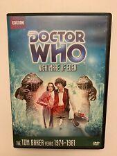 Doctor Who - Nightmare of Eden (Dvd, 2012)