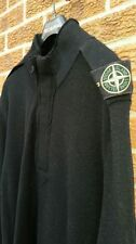 Stone Island Wool Blend Zip Neck Jumpers & Cardigans for Men