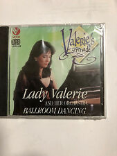 Philippine Cd,Lady Valeries and Her Orchestra Ballroom Dancing 12  Songs