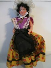 SMALL CELLULOID DOLL FROM FRANCE