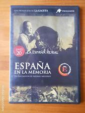 DVD ESPAÑA EN LA MEMORIA 20 - LA ESPAÑA RURAL - CAJA SLIM (F5)