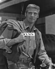 Lee Majors in the Television Series 'The Big Valley' Photo