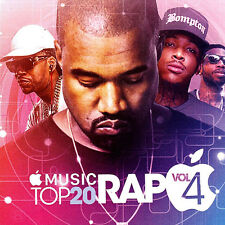 Top 20 Hip Hop Rap Pt 4 Apple Music Compilation Sept. 2016 (Mix CD) Mixtape
