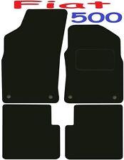 FIAT 500 Deluxe qualità Tappetini su misura 2012 2013 2014 2015 2016 2017