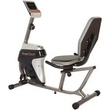Exercise Bikes Fitness Reality R4000 Magnetic Tension Recumbent Bike with Goal