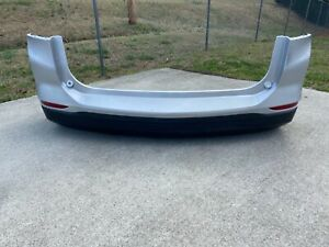 "2018 2019 Chevrolet Equinox rear bumper #84150890 ""NO SHIPPING"" ""NO SHIPPING"""