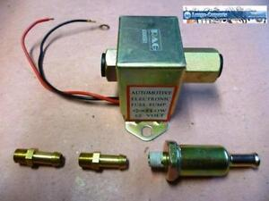 Universal Diesel 12 Volt Self-Priming Electric Fuel Pump New