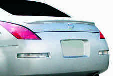 For Nissan 350Z Rear Wing Spoiler Painted OE Style Lip 2003-2009 JSP 339142