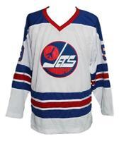 Custom Name # Winnipeg Jets  Hockey Jersey Bobby Hull Any Size