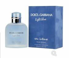 Dolce & Gabbana Light Blue Eau Intense for Men Eau De Toilette 100ML /3.4floz