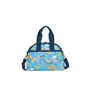 LeSportsac Classic Collection Mini York Satchel in City Retreat in NWT