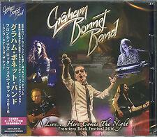 GRAHAM BONNET-FRONTIERS ROCK FESTIVAL 2016: LIVE...-JAPAN CD BONUS TRACK F56