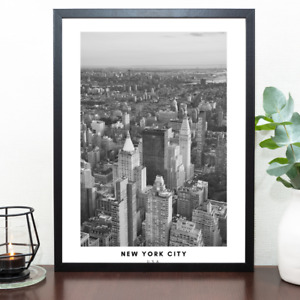 USA and Canada Travel Prints, Wall Art, Posters, Decor A3, A4 and A5