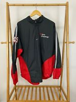 Kyle Petty Nike Sprint Racing Team Issued Nascar Windbreaker Jacket Size L