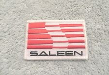 SALEEN MUSTANG VINTAGE PATCH - ORIGINAL  RARE - STEVE SALEEN