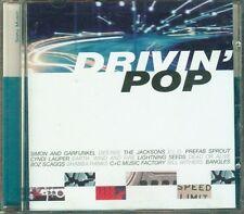 Drivin' Pop - Bangles/Simon & Garfunkel/Jacksons/Dead Or Alive Cd Perfetto