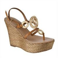 Miss Trish for Target Nautical Seahorse Wedges Size 9